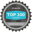 AlwaysOn OnDemand Top 100 Winner for On-demand Software - Big Data